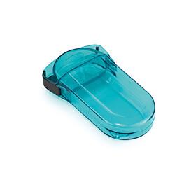 GSI Personal Box 840 - Cartera de viaje - naranja/azul